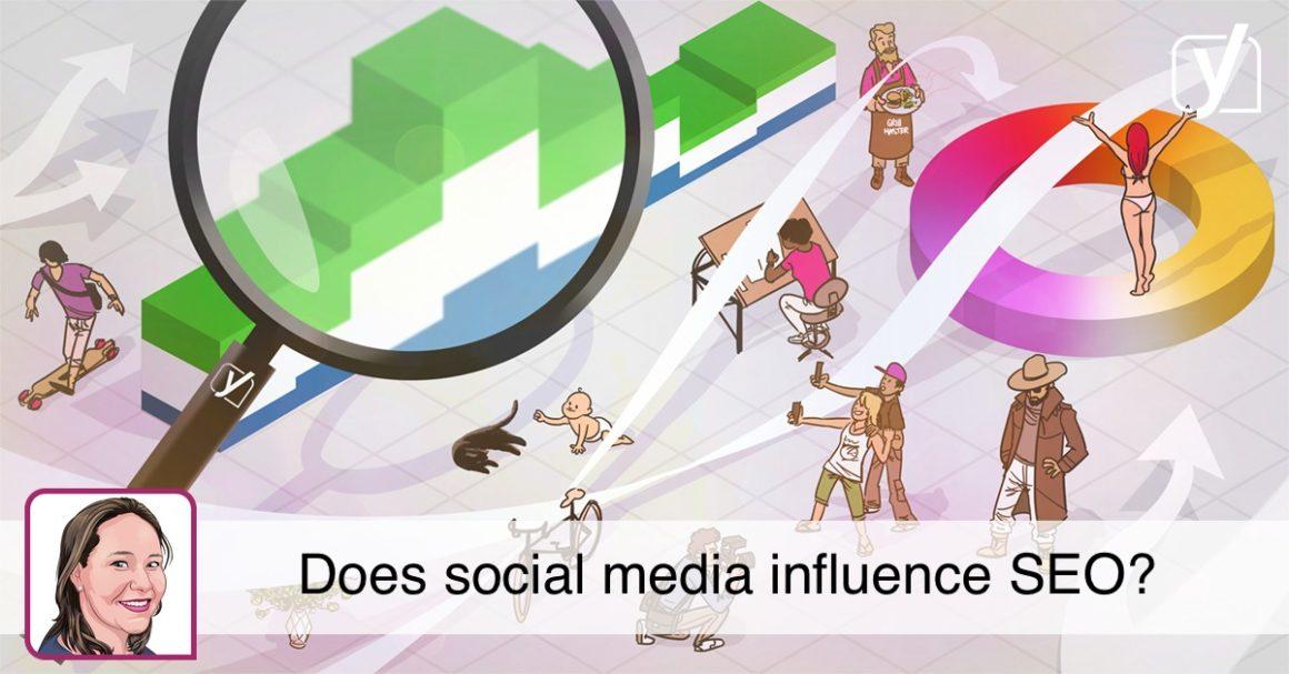 Does social media influence your SEO? • Yoast