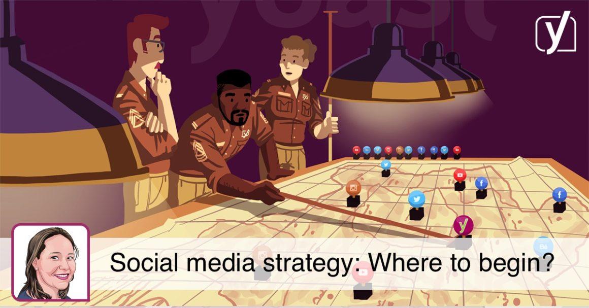 Social media strategy: Where to begin? • Yoast