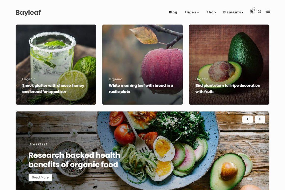19 Fastest Free WordPress Themes 2020 - Colorlib