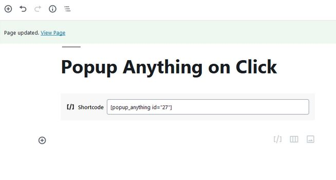Popup Anything On Click WordPress Plugin - WP Solver