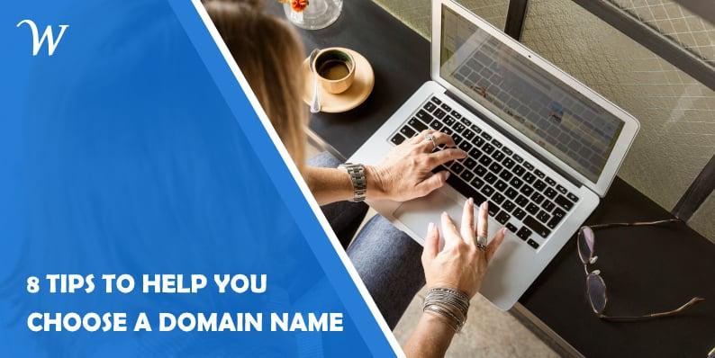 Tips to choose domain name