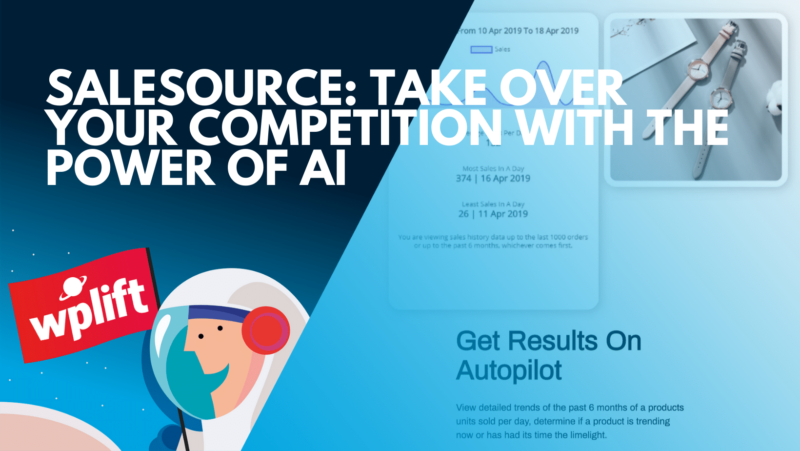 SaleSource: Take Over Your Competition With the Power of AI